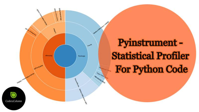 Pyinstrument - Statistical Profiler for Python Code