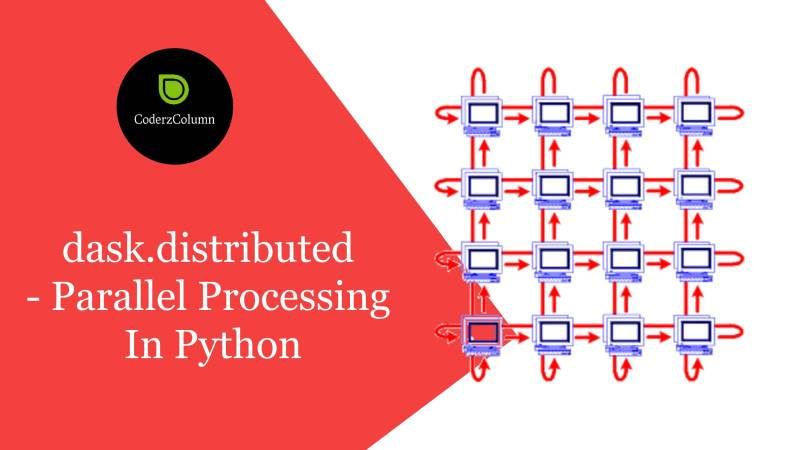 dask.distributed - Parallel Processing in Python