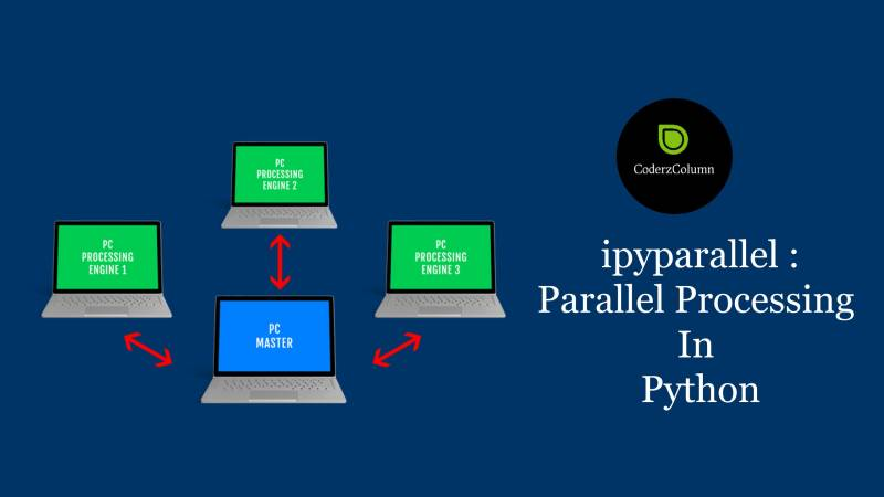 ipyparallel - Parallel Processing in Python