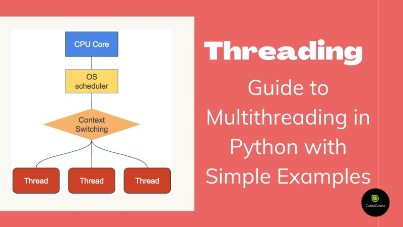 threading - Guide to Multithreading in Python with Simple Examples