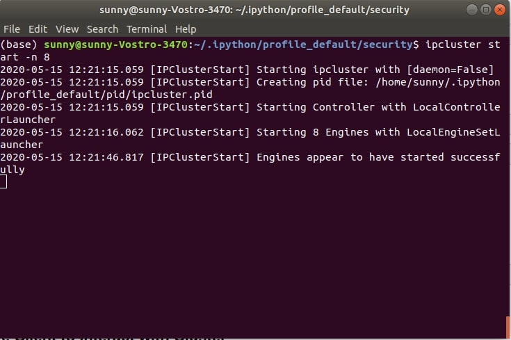ipyparallel Architecture - Parallel Processing in Python