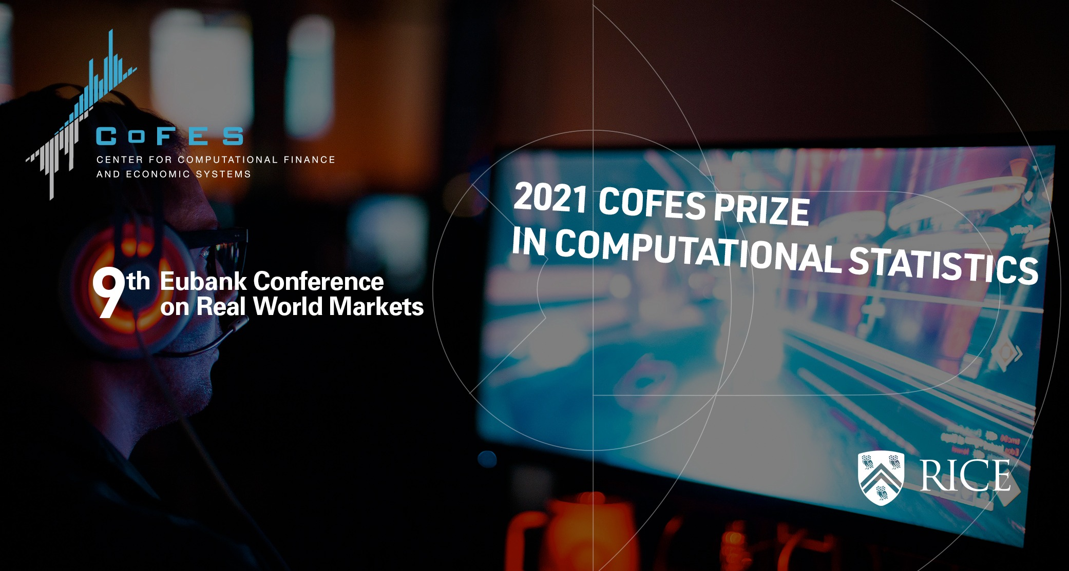 CoFES Prizes in Computational Statistics Announced