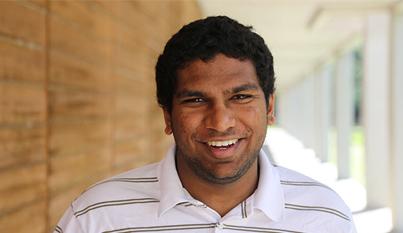 Sathya Ramesh brings his game to NYU