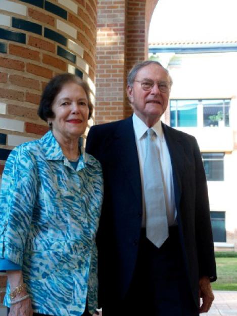 Nancy M. & J. THOMAS EUBANK