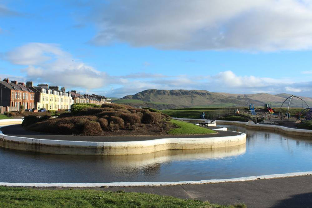 Girvan is a large town situated in South Ayrshire and is a popular visitor destination.