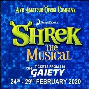 Shrek The Musical - AAOC