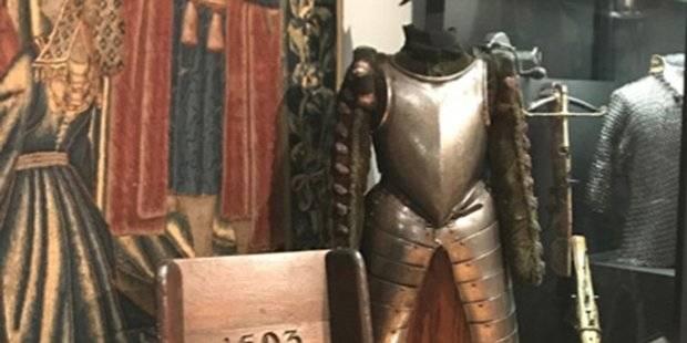 Dean Castle Collections