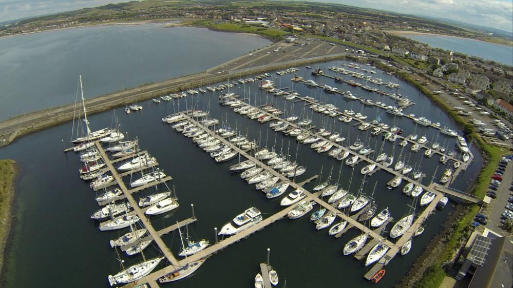 Marina, Troon Yacht Haven Ltd
