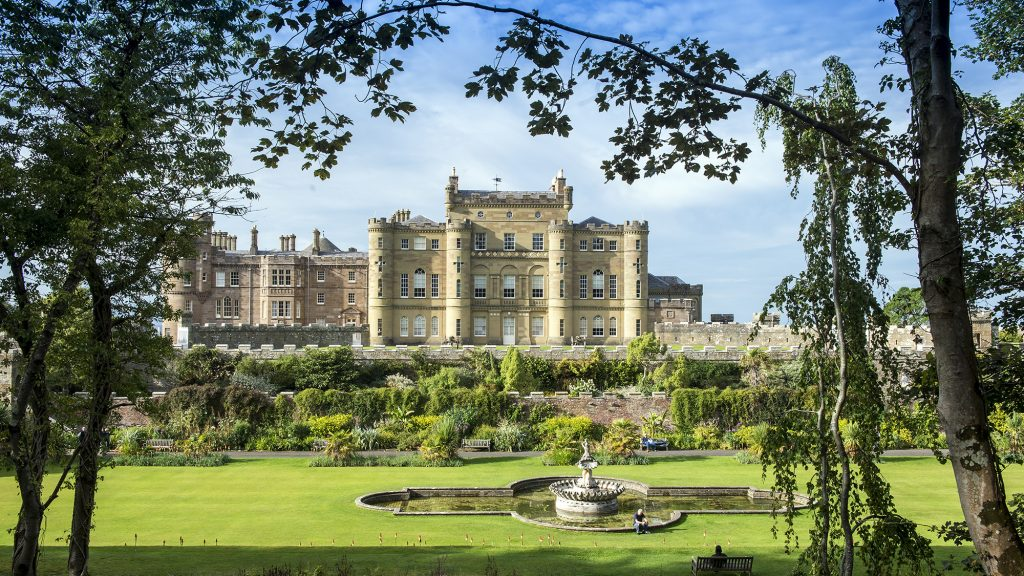 Culzean Castle and grounds