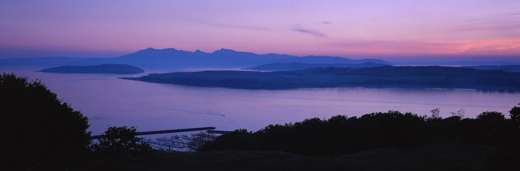ISLANDS OF LITTLE AND GREAT CUMBRAE