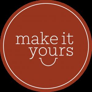 Make It Yours e-Sticker