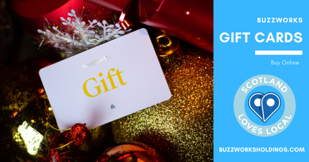 Buzzworks Gift Card
