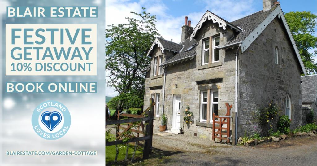 Blair Estate Garden Cottage