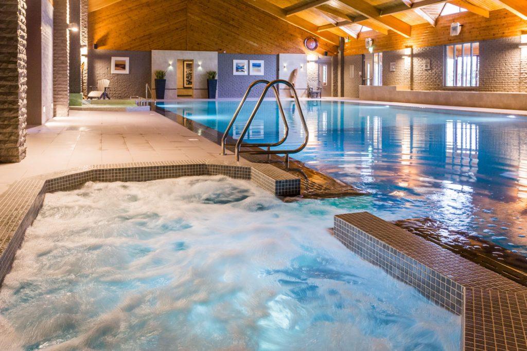 Auchrannie Resort Pool