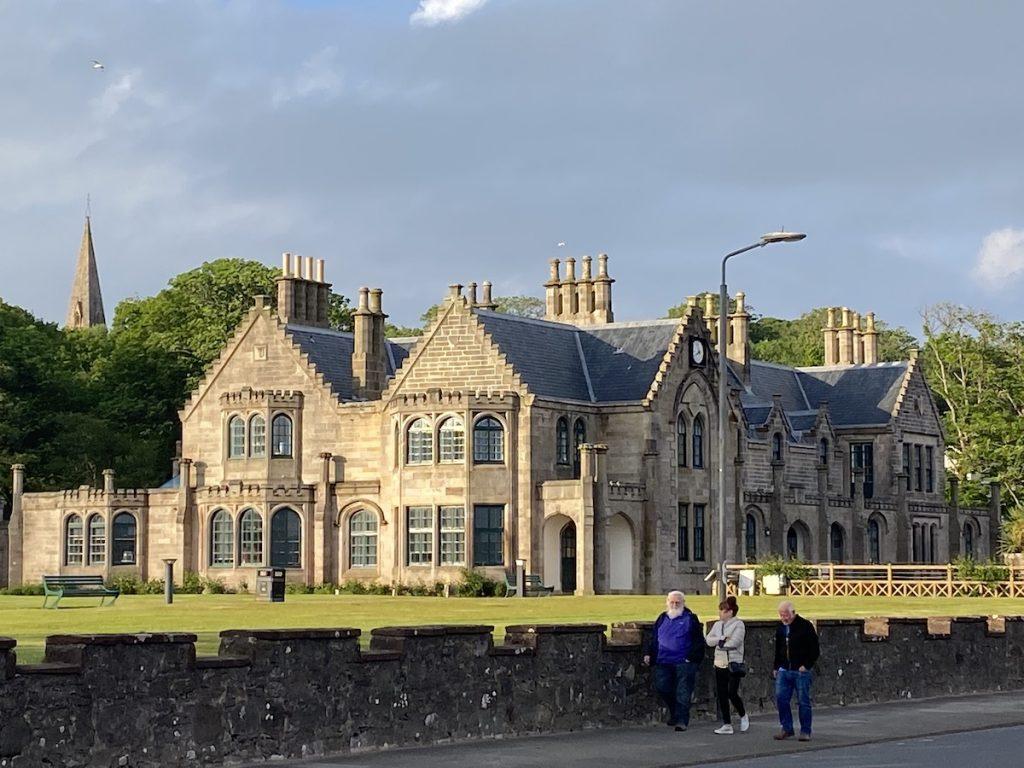 Garrison House Cumbrae