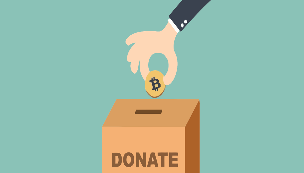 Cryptocurrency = Fastest Growing Form of Charitable Donation