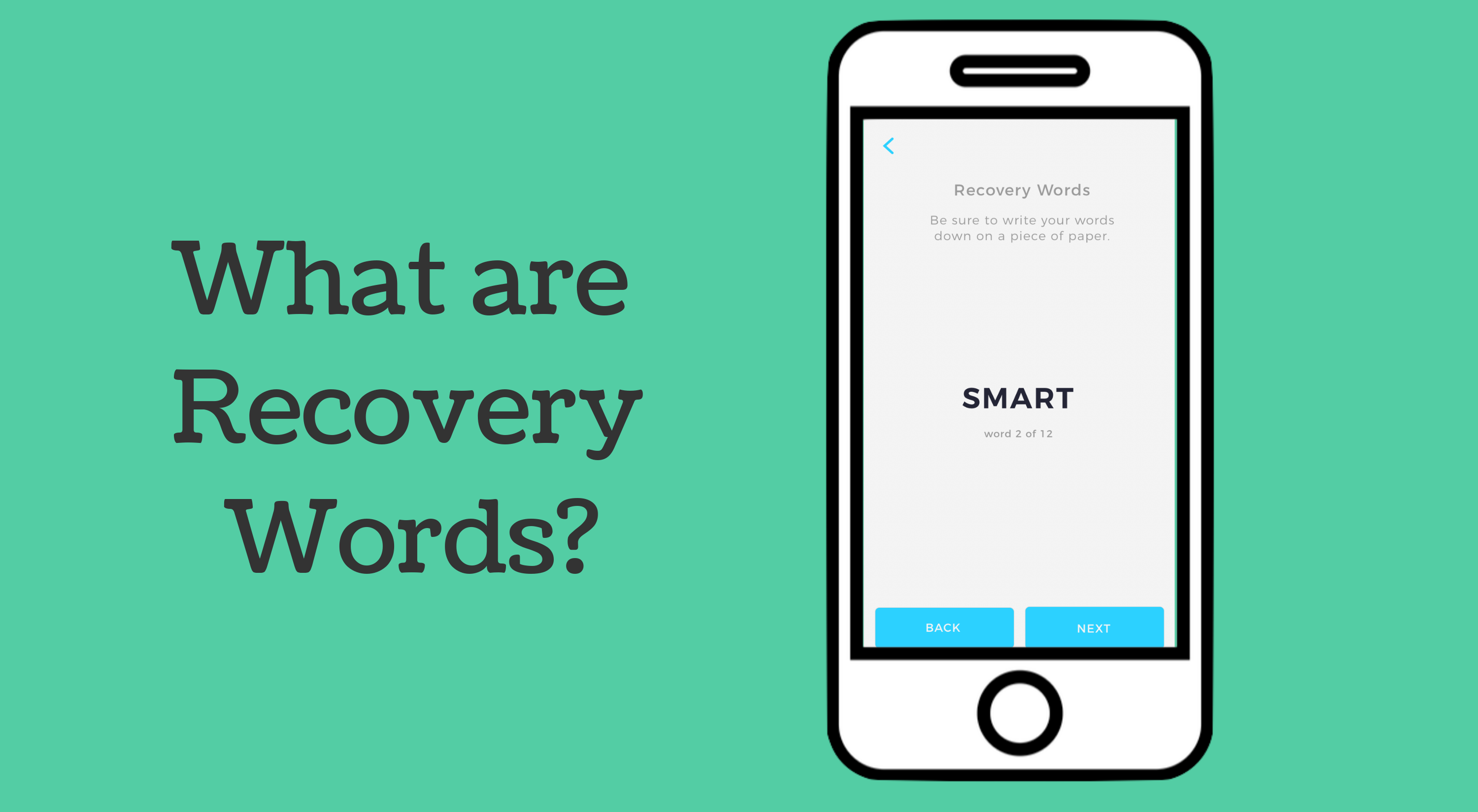 What Are Recovery Words?