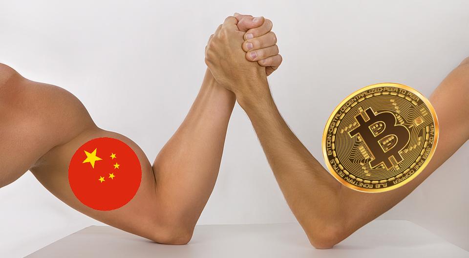 China: WeChat and AliPay Block Crypto Transactions