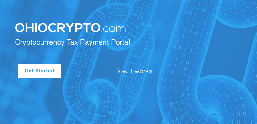 Pay Taxes With Bitcoin in Ohio