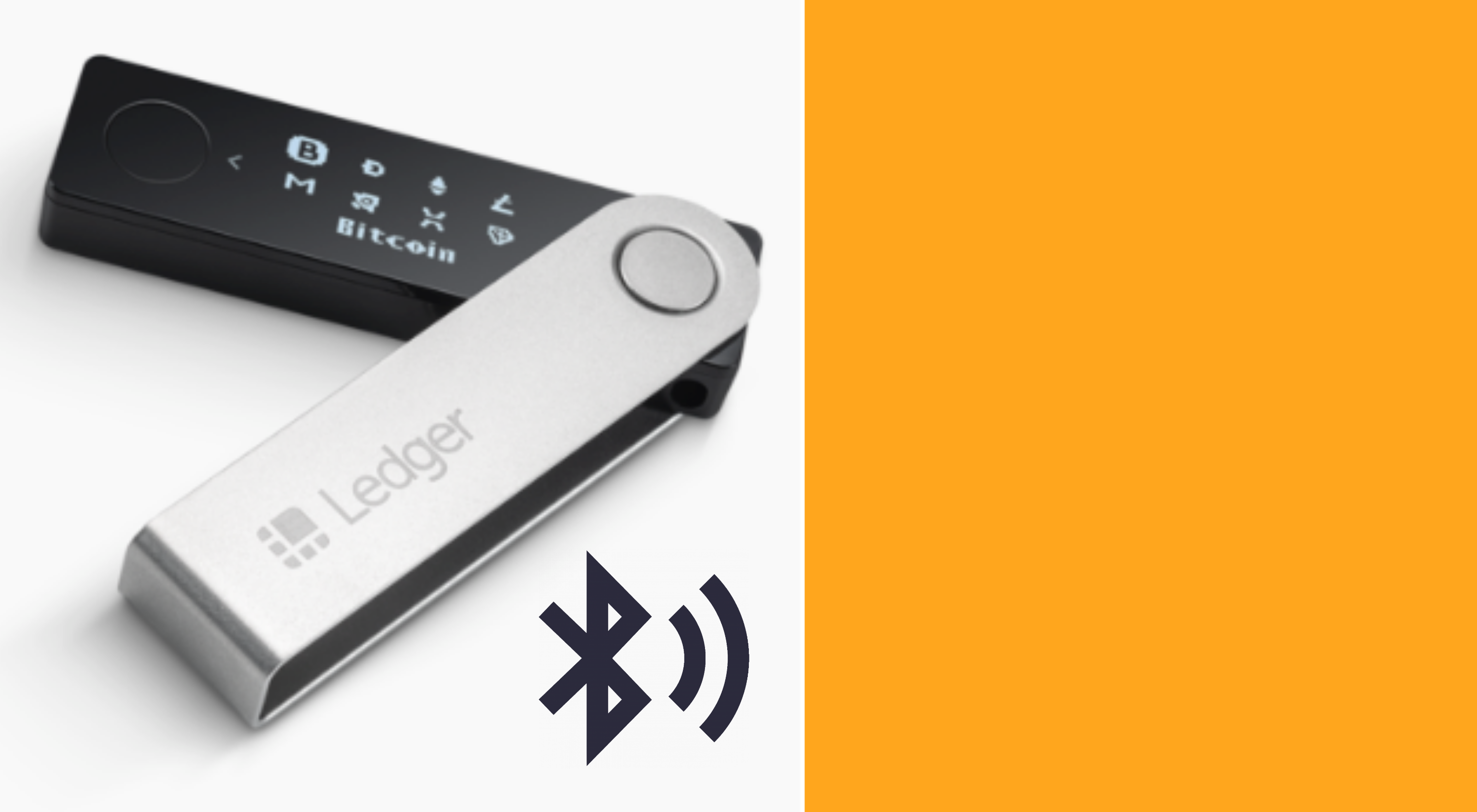 Ledger Introduces a New Bluetooth-enabled Hardware Wallet
