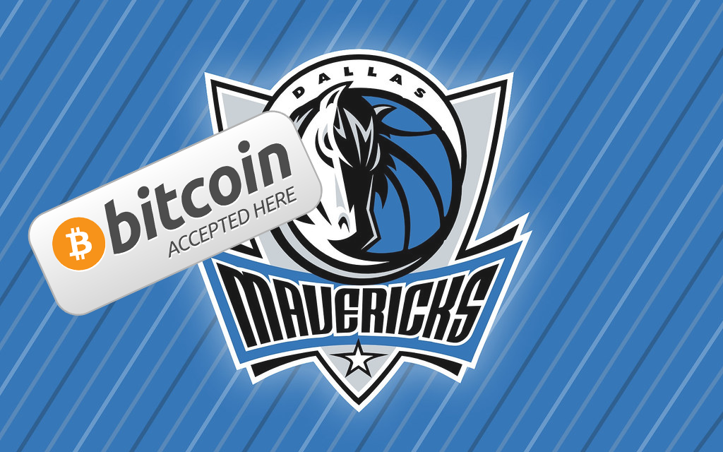 Mark Cuban's Dallas Mavericks Now Accepting Bitcoin