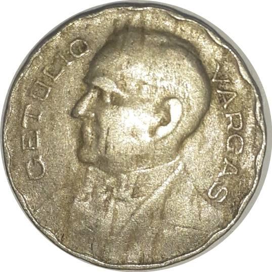 Coin 200 Réis undefined reverse