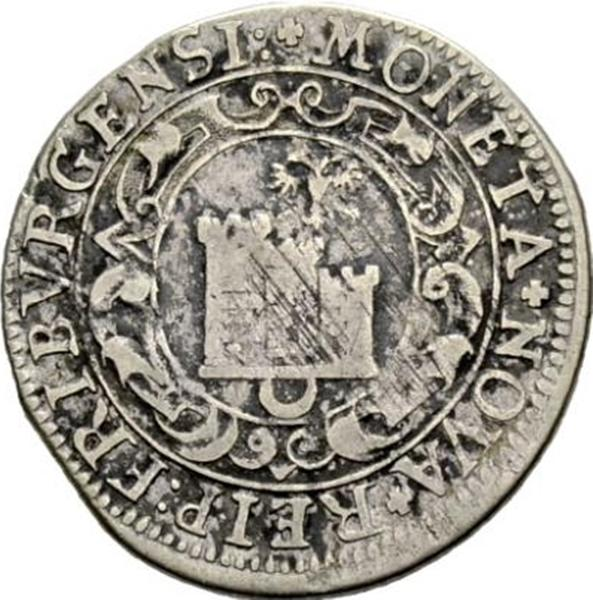 Coin 20 Kreuzer City of Fribourg obverse