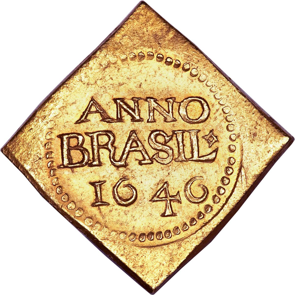 Coin 12 Florins (Geoctroyeerde Westindische Compagnie) New Holland reverse