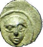 Coin ½ Ma'ah-Obol - Peha Judea obverse