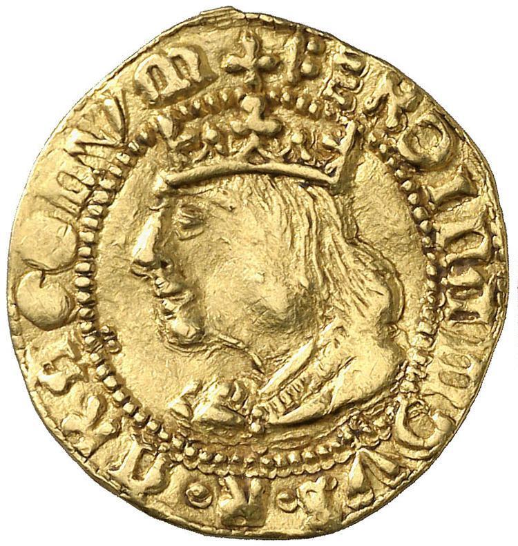 Coin Ducado - Fernando II Kingdom of Majorca obverse