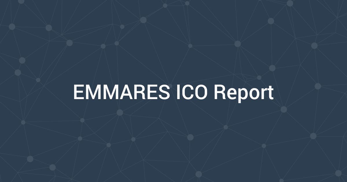 EMMARES ICO Report