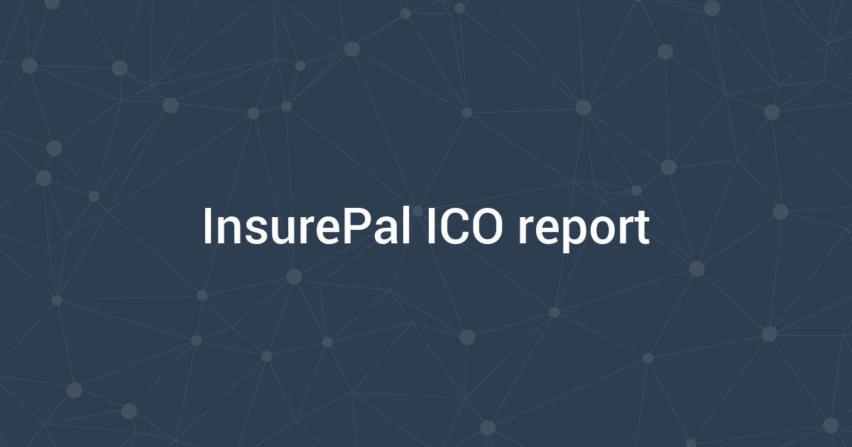 InsurePal ICO report