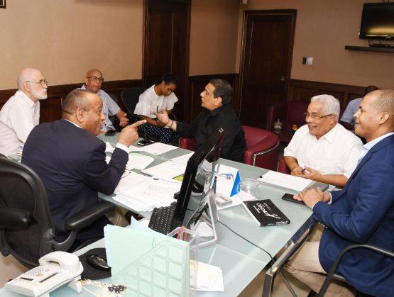 COD designa comisión trabaja en propuestas al ministro Deportes