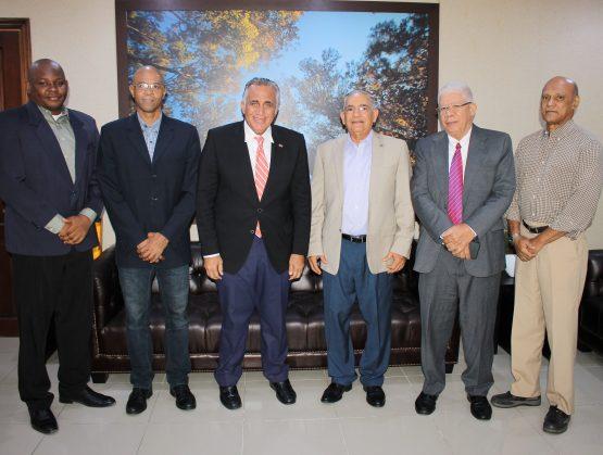 Federación Dominicana de Rigobol solicita inclusión al COD