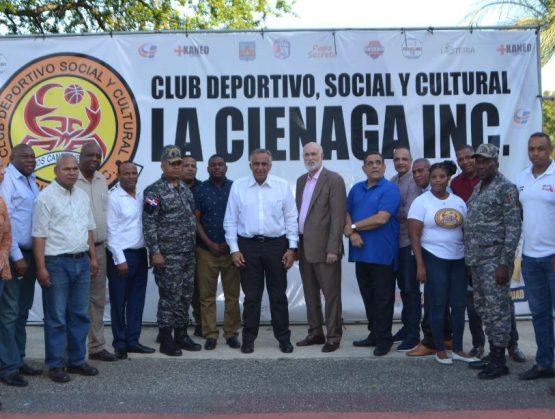 COD ejecutará programa de capacitación en el club La Ciénaga