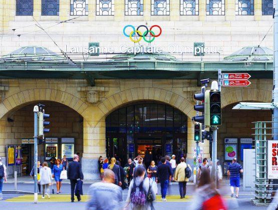 Cómo Lausana cambió a su destino olímpico