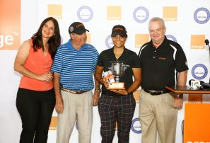 Peña y Sánchez ganan Campeonatos Nacionales Golf