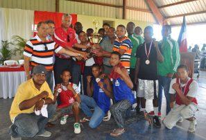 Región Este se lleva nacional de Boxeo Infantil