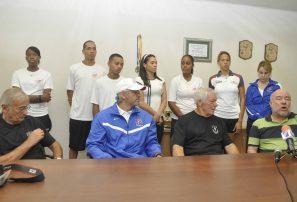 Fedoracquet presenta equipo para mundial élite
