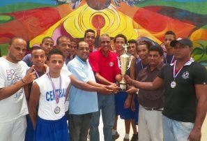 Sexteto DN, campeón nacional infantil voleibol