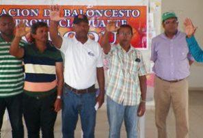 Reyes, juramentado en Asociación Provincia Duarte