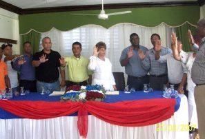 Juramentan Comité Juegos Sabana Grande de Boyá