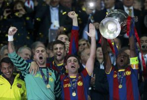 Barcelona es el nuevo rey de la Liga de Campeones
