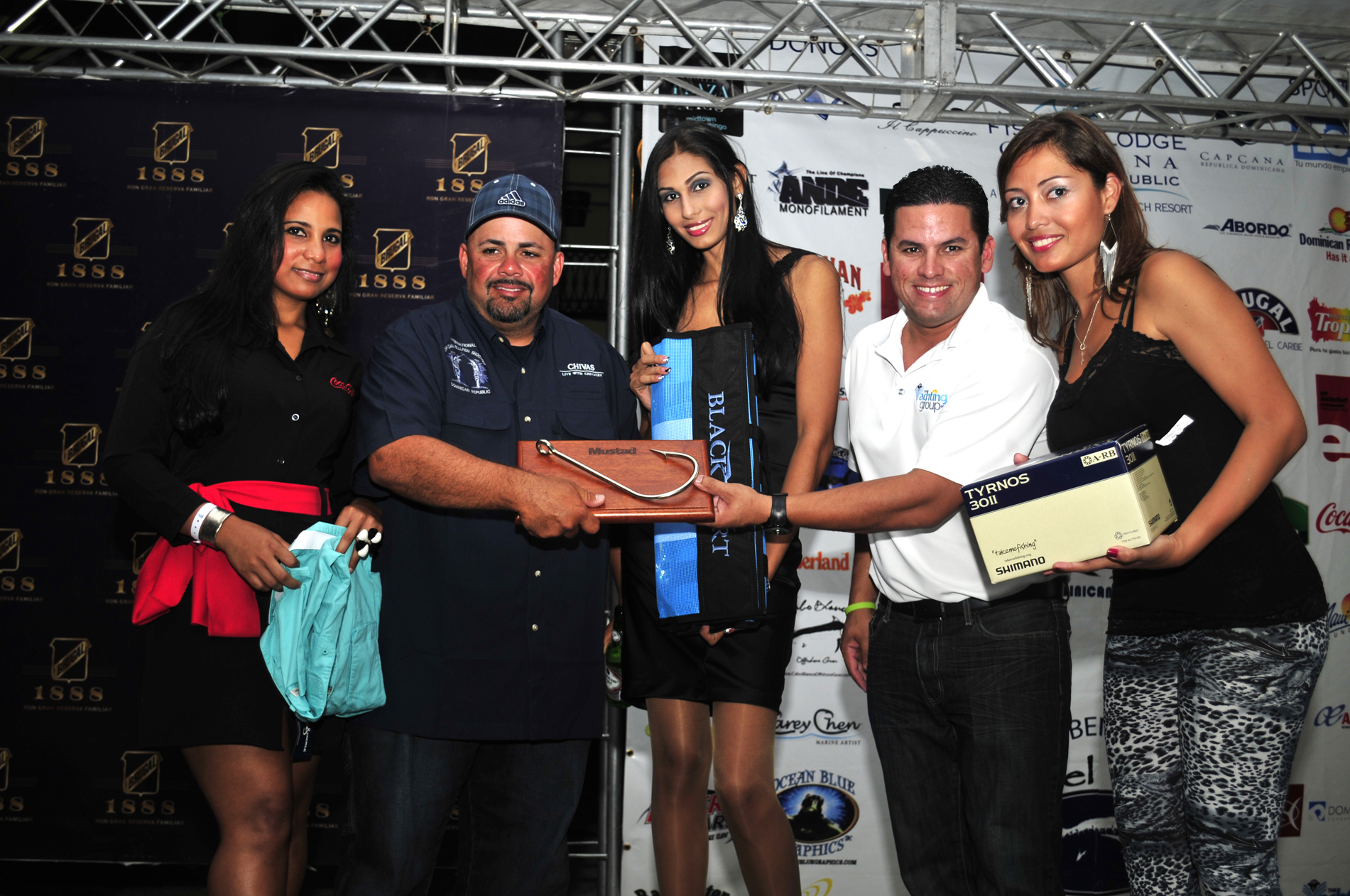 La Lancha Shak Byte dominó torneo de pesca