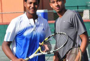 Espíritu, Cepeda y Olivares brillan en tenis