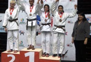 Rosa, oro en Copa Panamericana Abierta de Judo