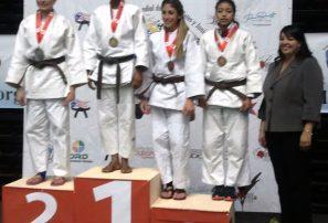 Judocas terminan con cinco oros Panam Puerto Rico