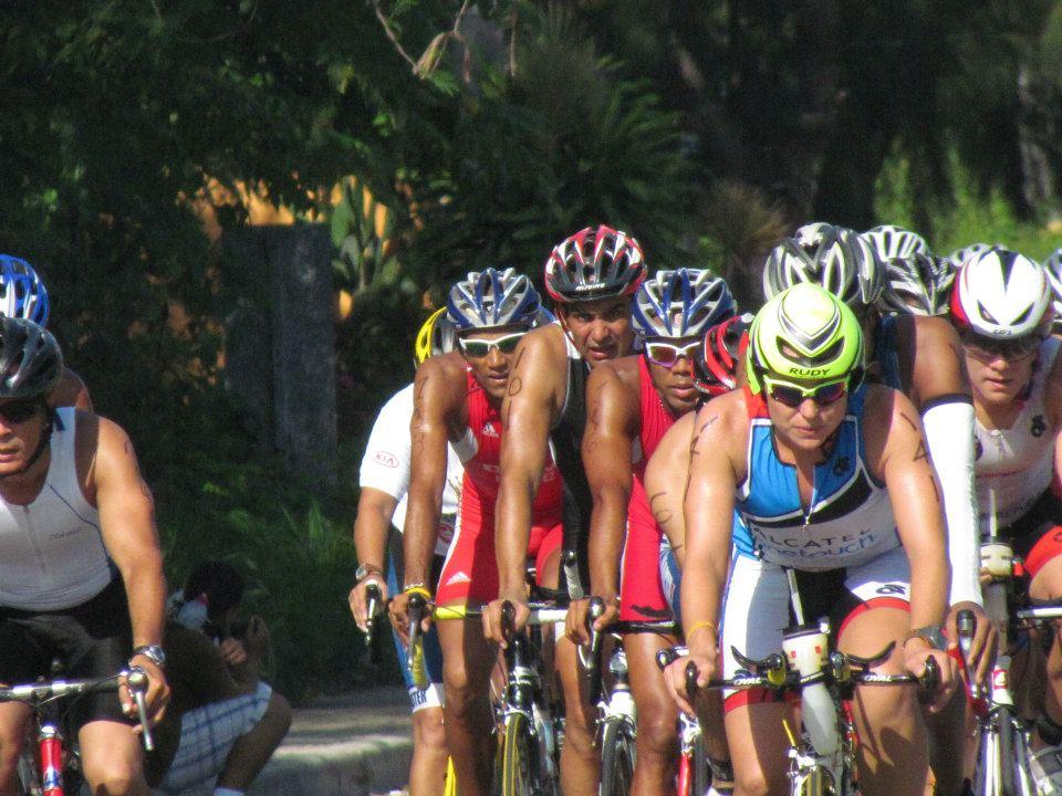 Triatlón y Atletismo celebran con éxito eventos en COJPD
