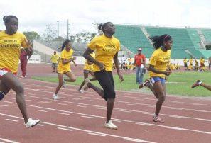 Más de 900 atletas estarán convivio nacional escolar
