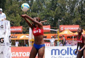 RD va a Mundial Juvenil de Voleibol Playa